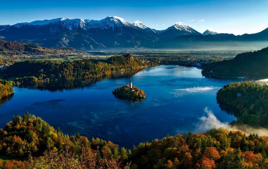 inOrbit explore Slovenia
