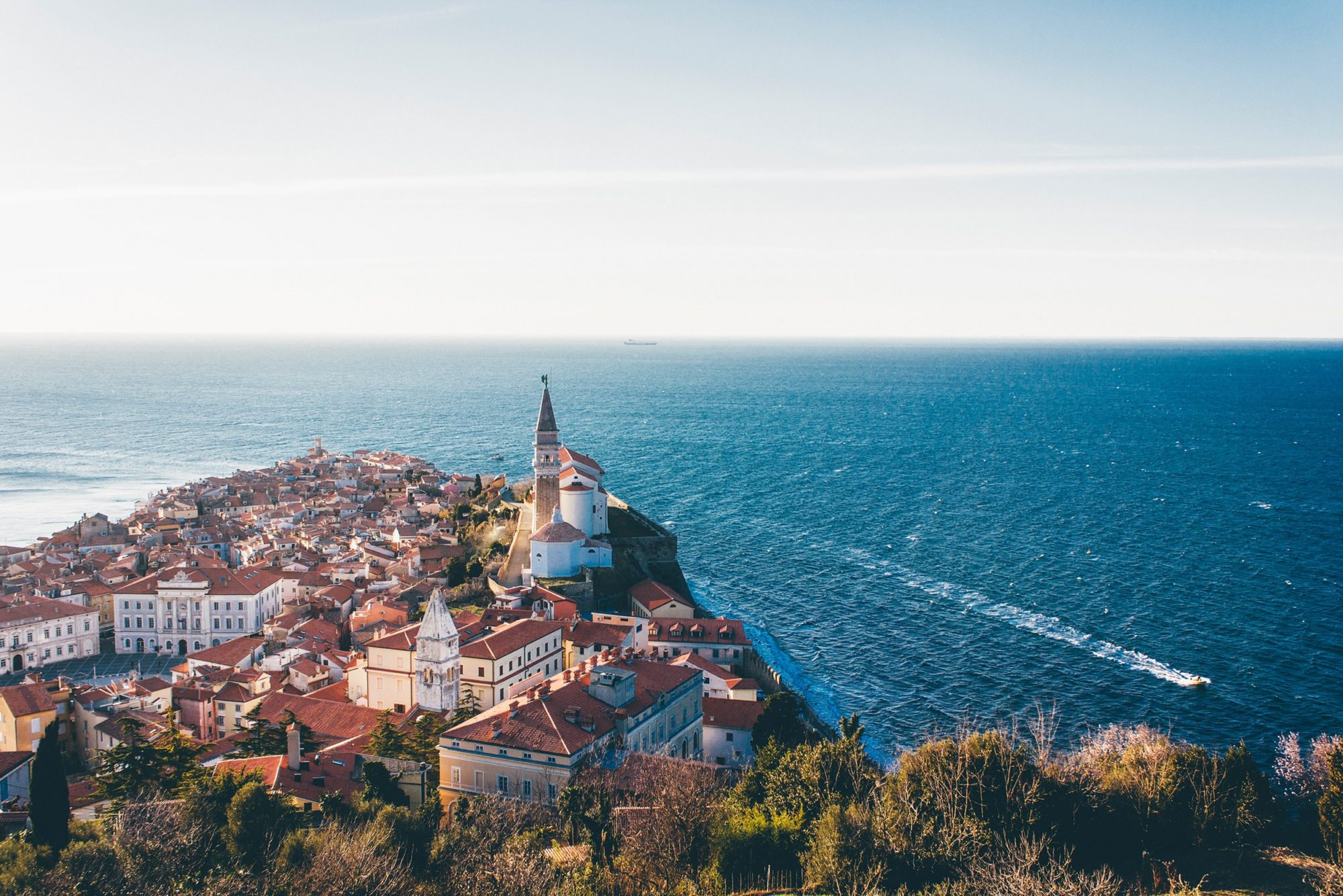 inOrbit conference places nearby Piran