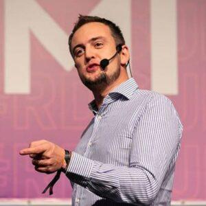 mastermind speaker Leonardo Saroni